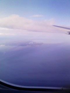 富山湾から見える山々が!