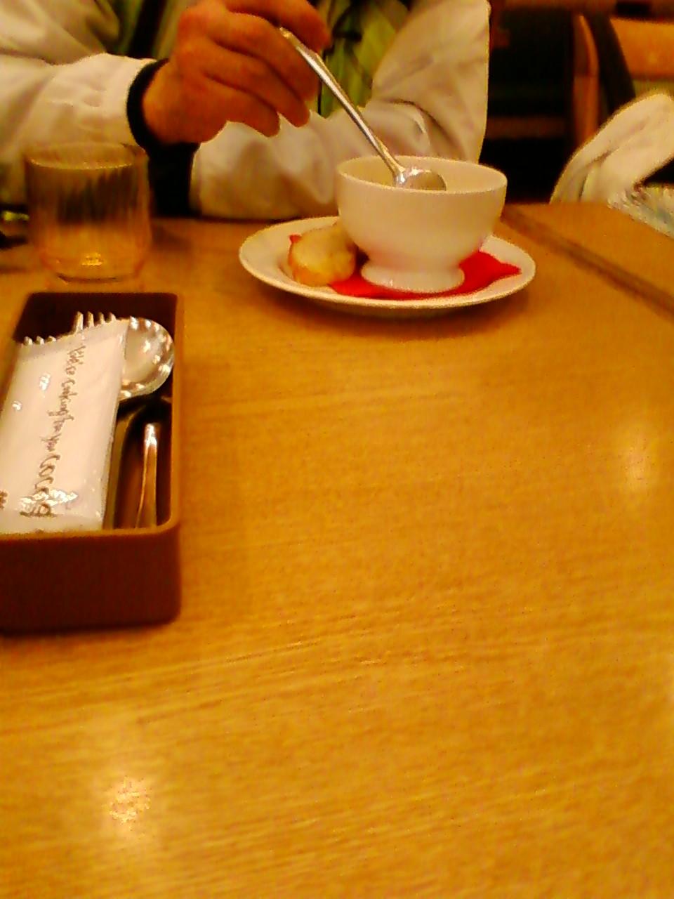 土浦に着きました