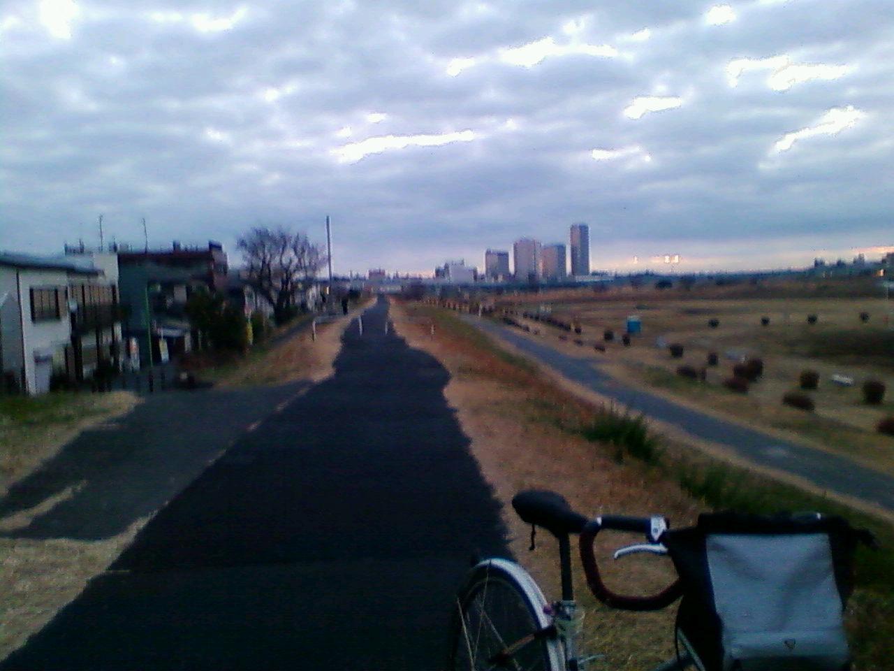 2012走り初め